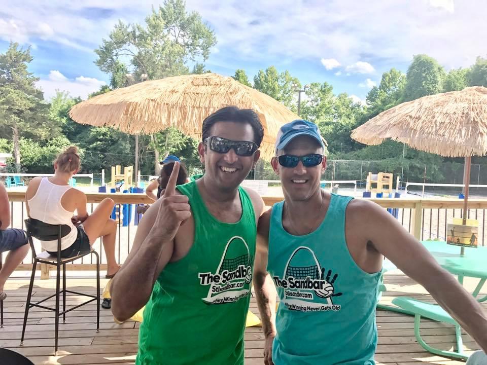 Noman & Corey Booth # 1